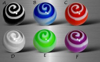 Boules  acryliques 4762