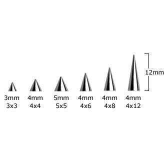 savoir mesurer la taille des accessoires pour piercing
