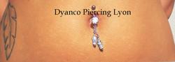 piercing nombril reve indien