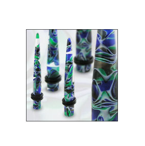 Elargisseur UV Marbre Bleu