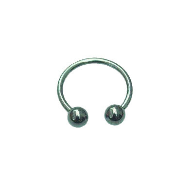Large Gauge Circular Barbell