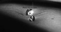 Nombril yin yang multi cristal