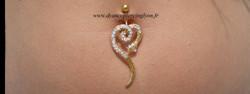 Piercing_nombril_serpent_anodisé_or