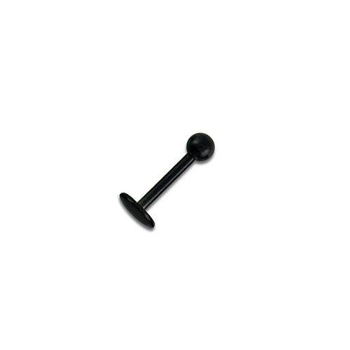 Labret boule black