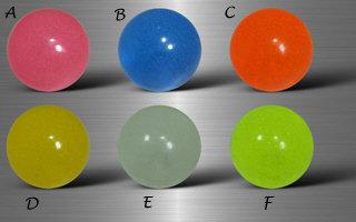 Boules phosphorescent 4731