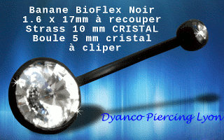 Nombril de grossesse bioflex blanc