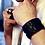 Thumbnail: Bracelet cuir black rock