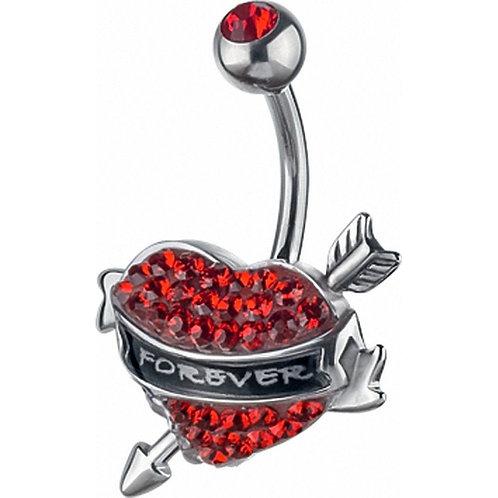 Crystal Evolution forever Swarovski rouge
