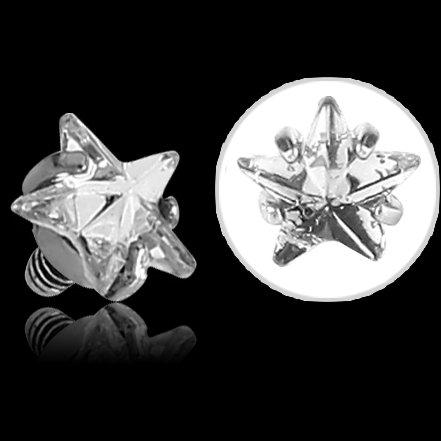 Micro implant étoile