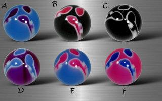 Boules  acryliques 4742