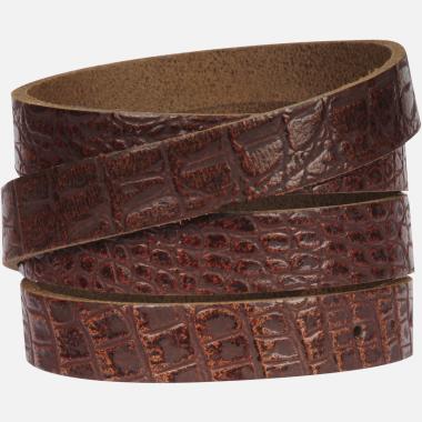 Bracelet cuir dragon Wraped Ledrarmband DWN2