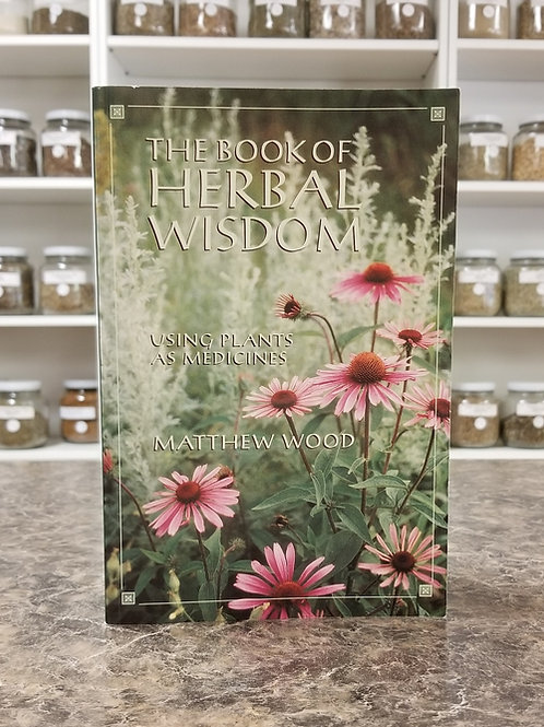 Book of Herbal Wisdom- Wood