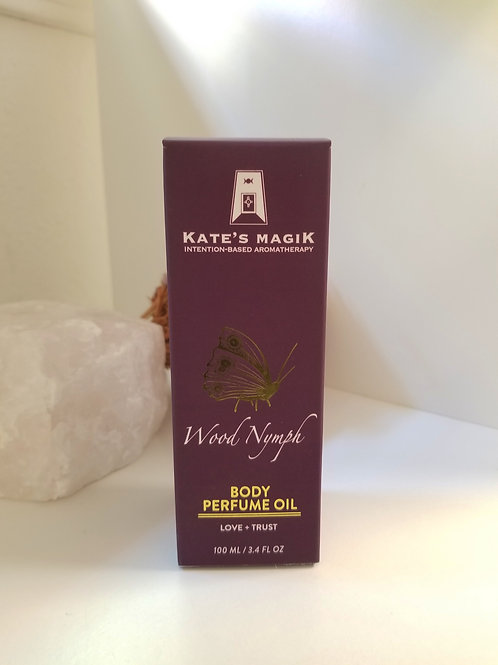 Kate's Magik- Wood Nymph Perfume Oil