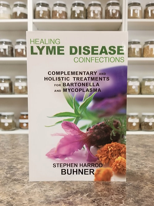 Healing Lyme Disease Coinfections- Buhner