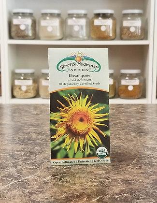 Strictly Medicinal Seeds- Elecampane