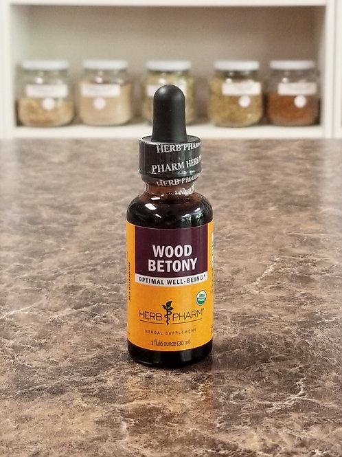 Herbpharm- Wood Betony