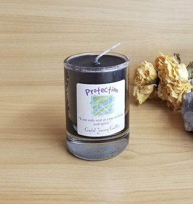 Crystal Journey Candles- Soy Protection