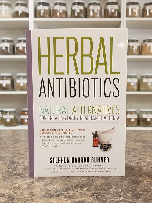Herbal Antibiotics- Buhner