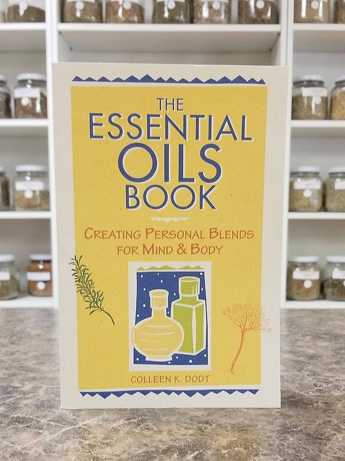 Essential Oils Book- Dodt