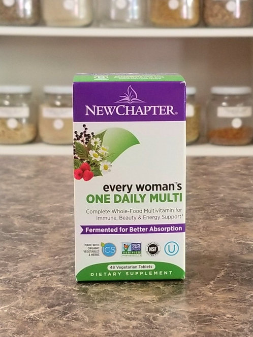 New Chapter- Every Women's One Daily Multi 48