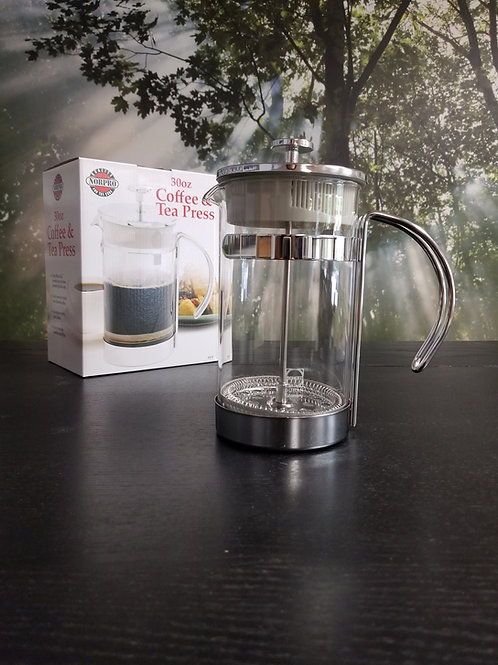 Tea and Coffee Press 30 Ounce
