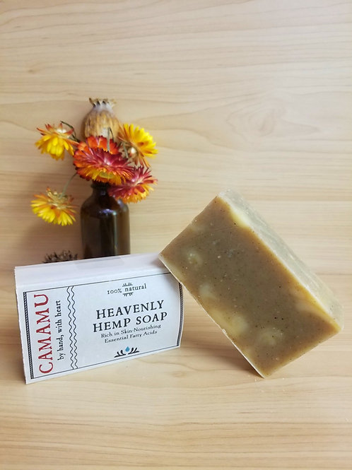 Camamu- Heavenly Hemp Soap