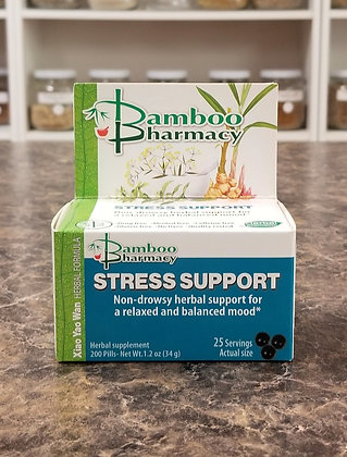 Bamboo Pharmacy- Stress Support