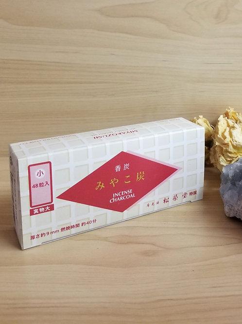 Shoyeido- Incense Charcoal 48