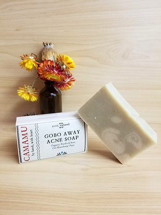 Camamu- Gobo Away Acne Soap