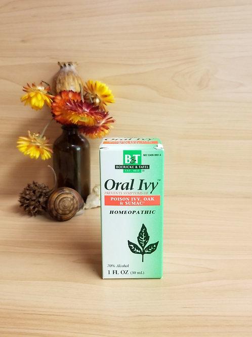 Homeopathic Poison Oak