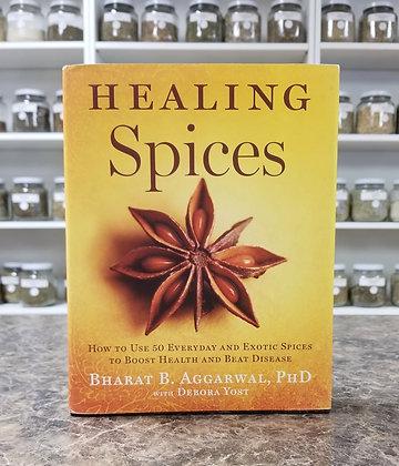 Healing Spice- Aggarwai, Yost