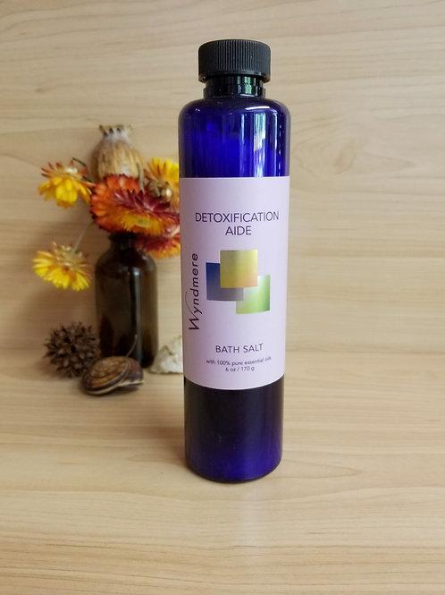 Wyndmere- Detoxification Aide Bath Salt