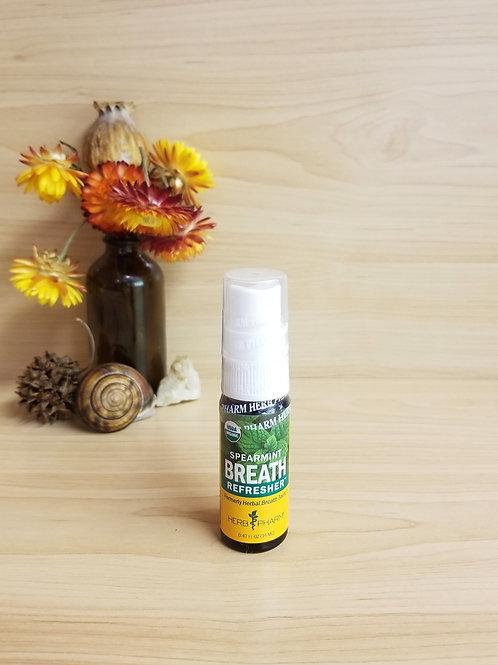 Herbpharm- Spearmint Breath Refresher