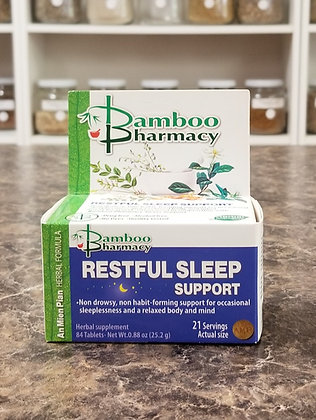 Bamboo Pharmacy- Restful Sleep
