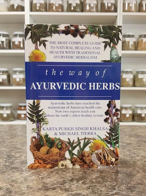 Way of Ayurvedic Herbs- Khalsa, Tierra