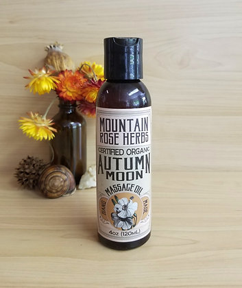 MRH- Autumn Moon Massage Oil