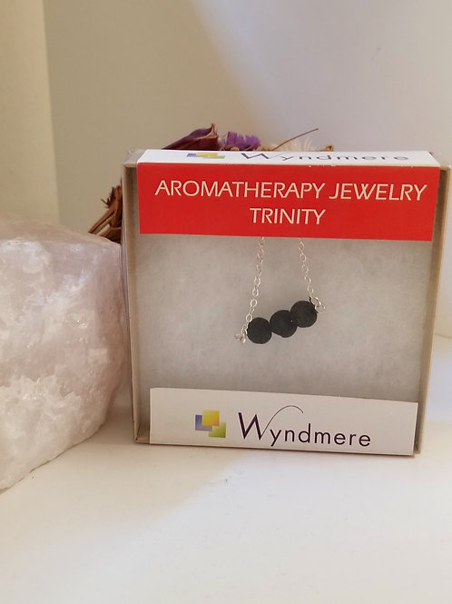 Wyndmere- Trinity Pendant Necklace