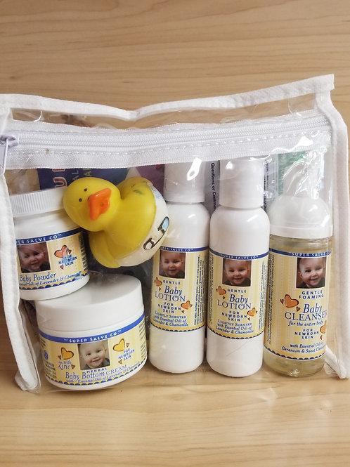 Super Salve Co.- Baby Travel Kit