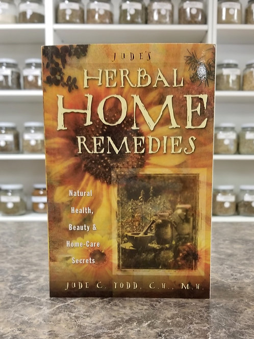 Jude's Herbal Home Remedies- Todd