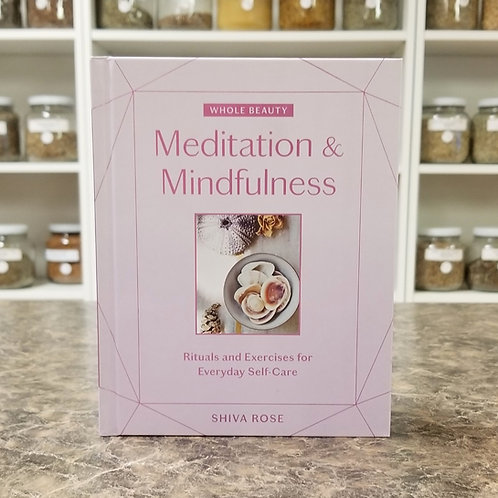 Meditation & Mindfulness- Rose