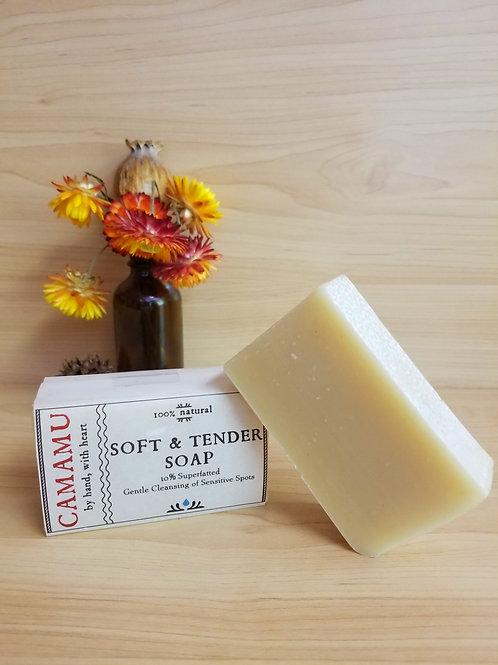 Camamu- Soft & Tender Soap
