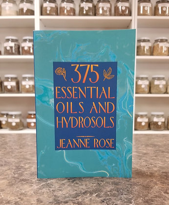 375 Essential Oils and Hydrosols- Rose