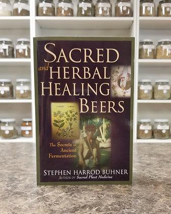 Sacred and Herbal Healing Beers- Buhner