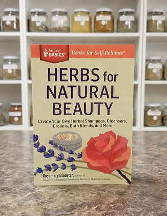 Herbs for Natural Beauty- Gladstar
