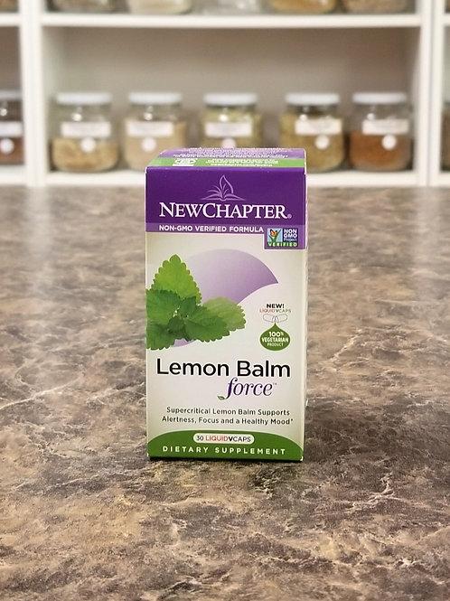 New Chapter- Lemon Balm Force