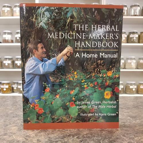 Herbal Medicine-Maker's Handbook- Green, Green