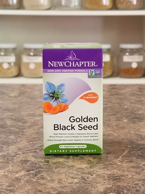 New Chapter- Golden Black Seed 60