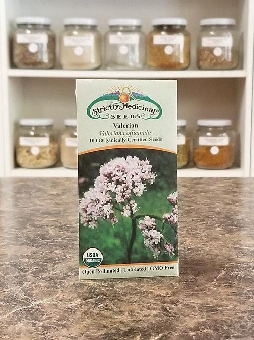Strictly Medicinal Seeds- Valerian