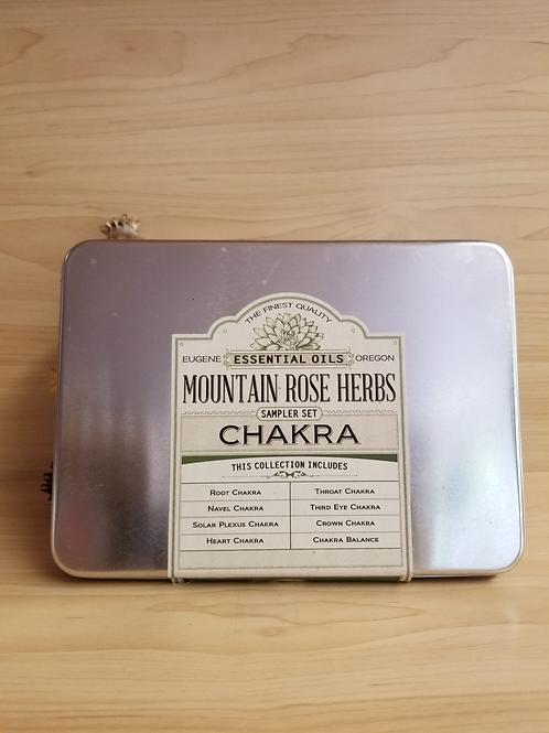 MRH- Chakra Essential Oil Kit