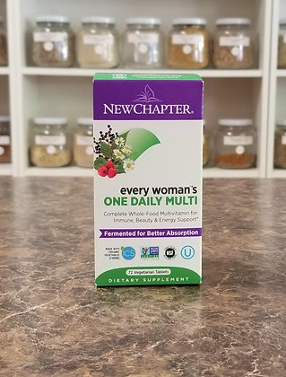 New Chapter- Every Women's One Daily Multi 72